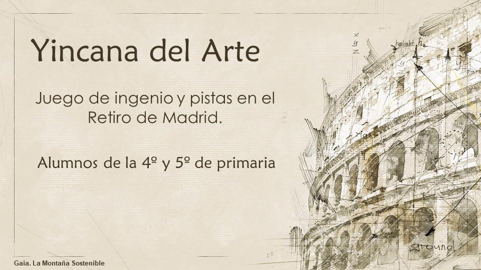 Excursiones primaria Madrid