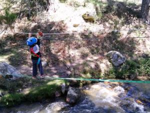 Deportes de aventura niños
