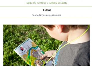 actividades de orientacion con niños