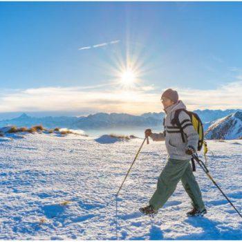 actividades en la nieve para bachillerato