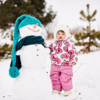 Juegos en la nieve para niños de primaria