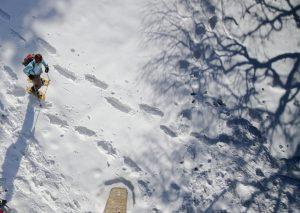 rutas guiadas raquetas de nieve