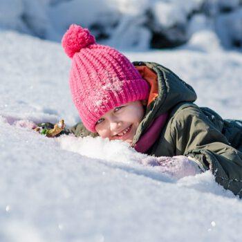 juegos en la nieve para niños de primaria en Madrid
